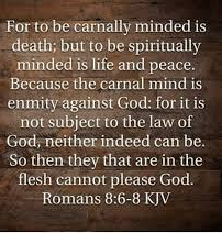 carnal mind
