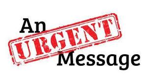 urgent 101